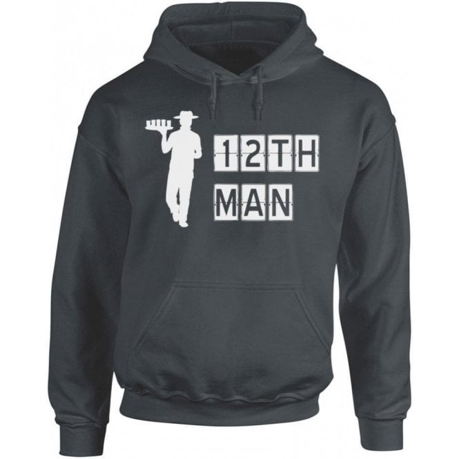12th Man (Serving) Hooded Sweatshirt
