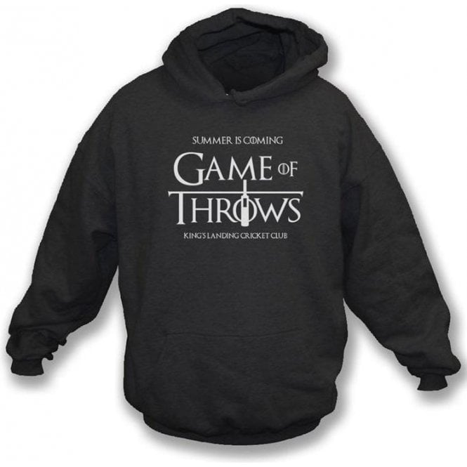 A Song of Ice and Fire 'Game of Throws' Hooded Sweatshirt