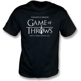 A Song of Ice and Fire 'Game of Throws' T-shirt