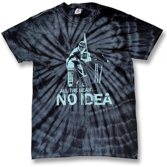 All The Gear... No Idea Tie Dye T-shirt