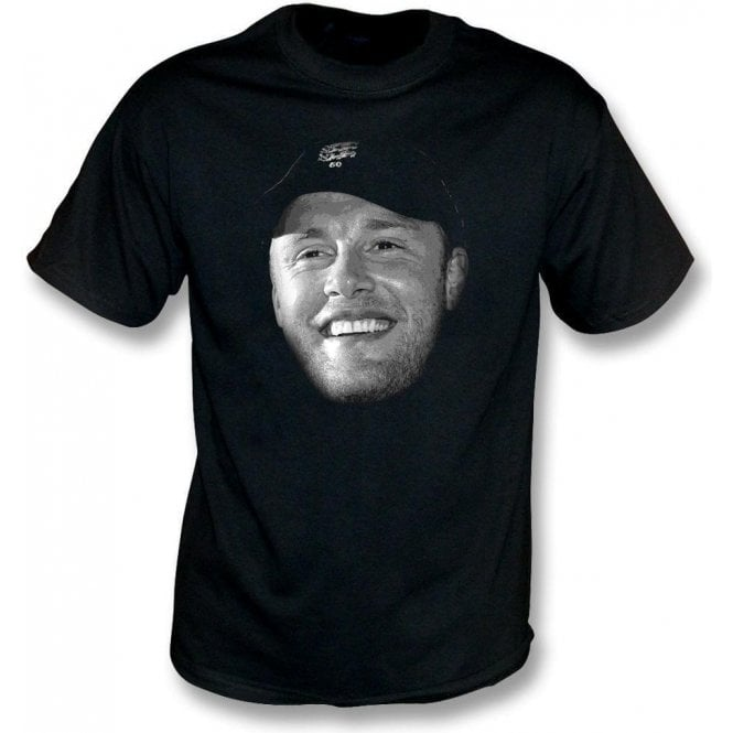 Andrew Flintoff Large Face T-Shirt