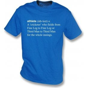 Athlete Definition T-Shirt