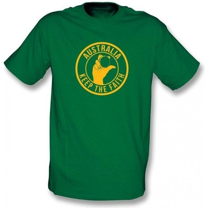 Australia Keep The Faith T-shirt