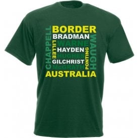 Australia World Cup Legends Kids T-Shirt