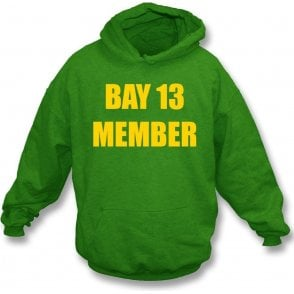 Bay 13 Member Hooded Sweatshirt