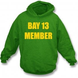 Bay 13 Member Kids Hooded Sweatshirt