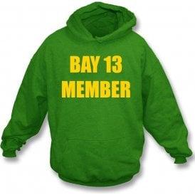 Bay 13 Member Kids Hooded Sweatshirt