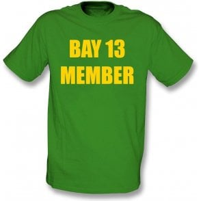 Bay 13 Member Kids T-Shirt