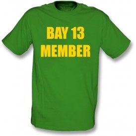 Bay 13 Member Kids T-Shirt