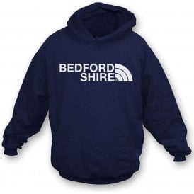 Bedfordshire Region Hooded Sweatshirt