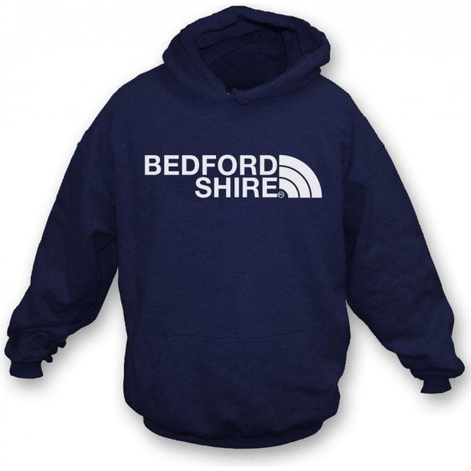 Bedfordshire Region Kids Hooded Sweatshirt