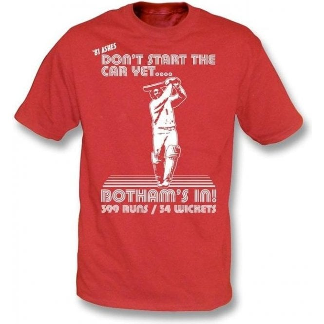 Beefy Botham 1981 T-shirt