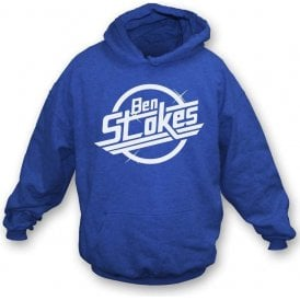 Ben Stokes (The Strokes) Logo Kids Hooded Sweatshirt