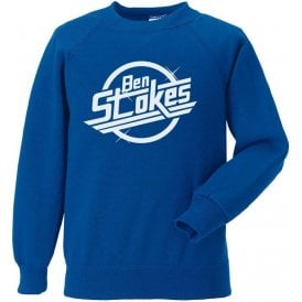 Ben Stokes (The Strokes) Logo Kids Sweatshirt