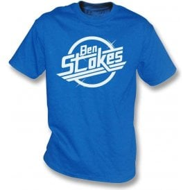 Ben Stokes (The Strokes) Logo Kids T-Shirt