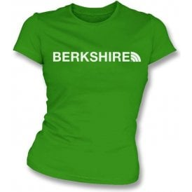 Berkshire Region Womens Slim Fit T-Shirt