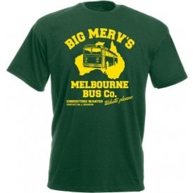Big Merv's Melbourne Bus Co. T-Shirt