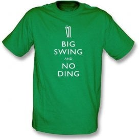 Big Swing No Ding T-shirt