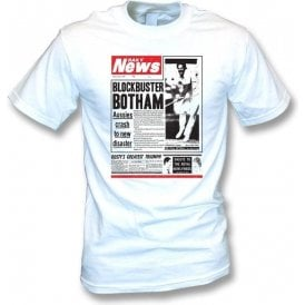 Blockbuster Botham 1981 T-shirt