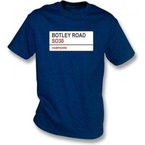 Botley Road SO30 T-shirt (Hampshire)