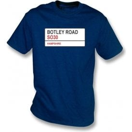 Botley Road SO30 T-shirt (Hampshire)