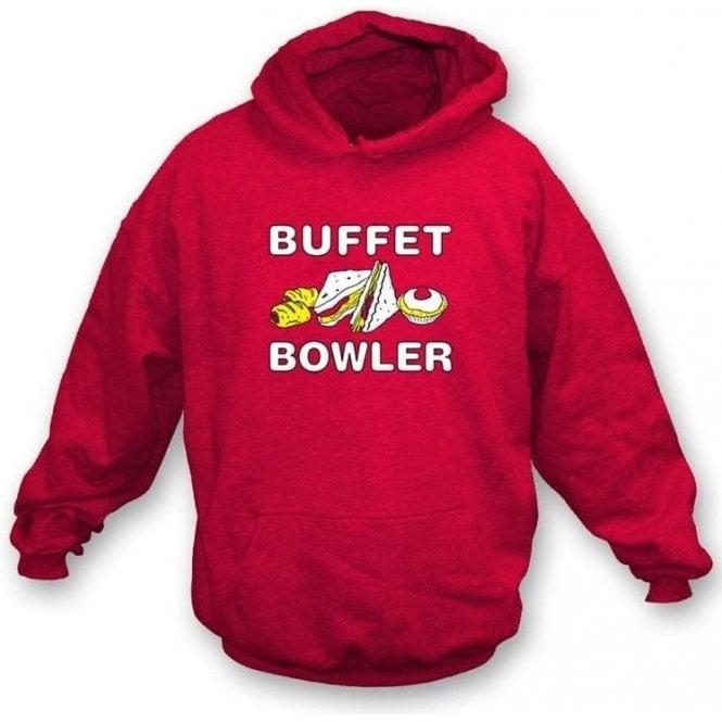 Buffet Bowler Hooded Sweatshirt