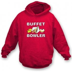 Buffet Bowler Hooded Sweatshirt