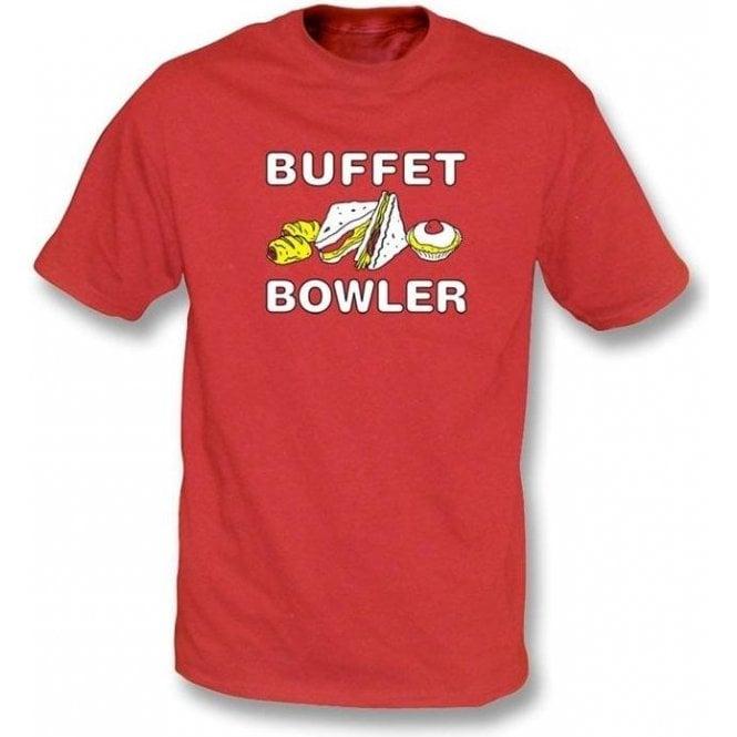 Buffet Bowler T-shirt