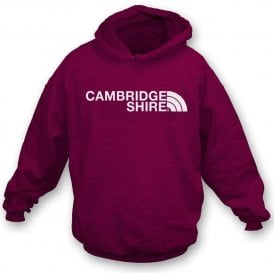 Cambridgeshire Region Hooded Sweatshirt