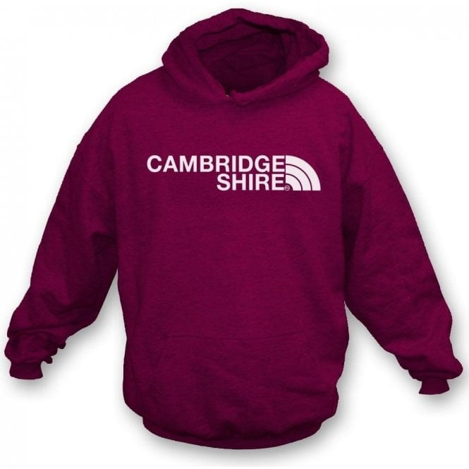 Cambridgeshire Region Kids Hooded Sweatshirt