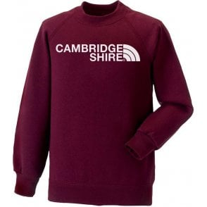 Cambridgeshire Region Sweatshirt