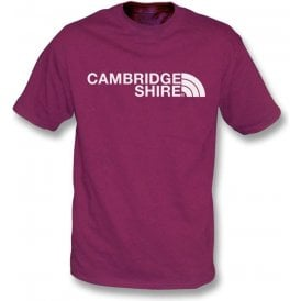 Cambridgeshire Region T-Shirt