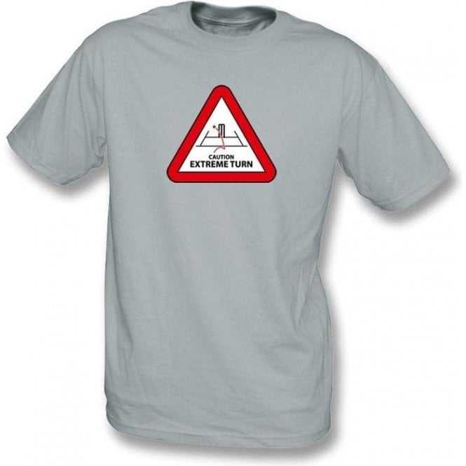 Caution: Extreme Turn T-shirt