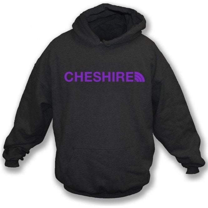 Cheshire Region Kids Hooded Sweatshirt