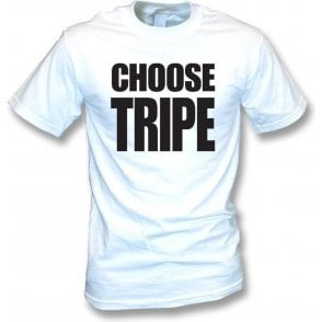 "Choose Tripe (As Worn By David ""Bumble"" Lloyd) Kids T-Shirt"