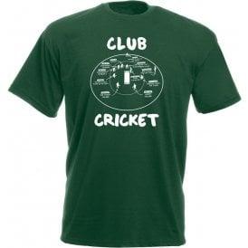 Club Cricket (Fielding Positions) T-Shirt
