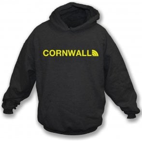 Cornwall Region Hooded Sweatshirt