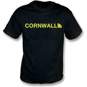 Cornwall Region Kids T-Shirt