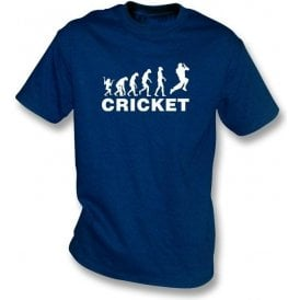 Cricket Evolution Bowler T-shirt