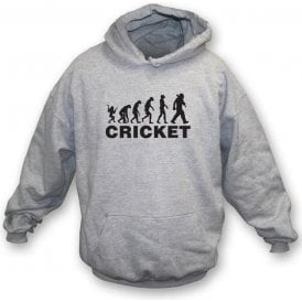 Cricket Evolution Children's Hooded Sweatshirt