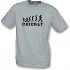Cricket Evolution Children's T-shirt