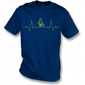 Cricket Heartbeat - Keeper Kids T-Shirt