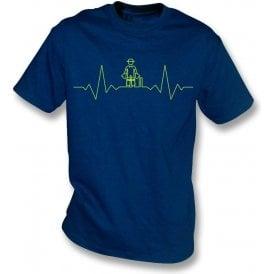 Cricket Heartbeat - Keeper Kids T-Shirt