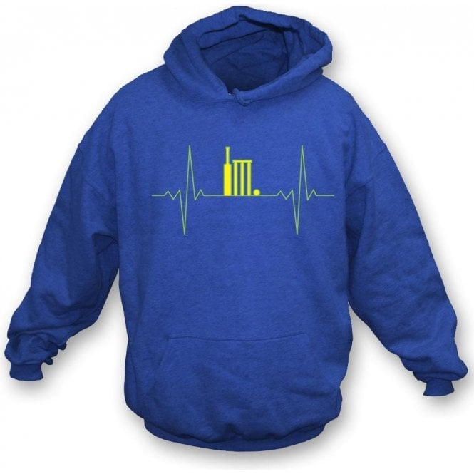 Cricket Heartbeat Kids Hooded Sweatshirt