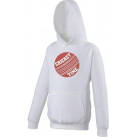 Cricket Time Hooded Sweatshirt