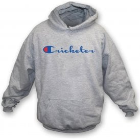 Cricketer Kids Hooded Sweatshirt