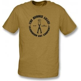 Dennis Lillee Aluminium Bat Company T-shirt