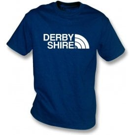 Derbyshire Region Kids T-Shirt