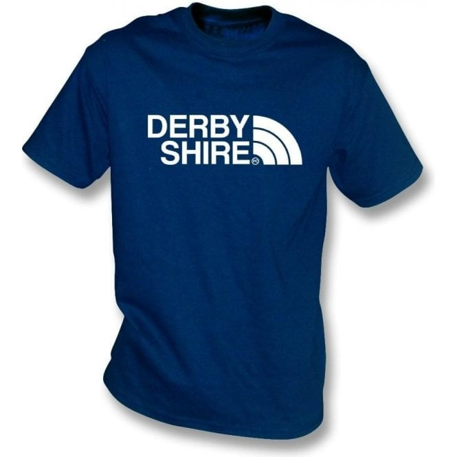 Derbyshire Region T-Shirt