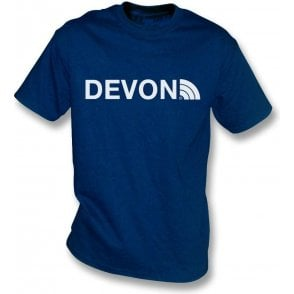 Devon Region Kids T-Shirt